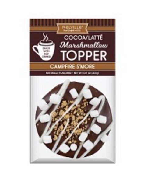 S'more Marshmallow Topper