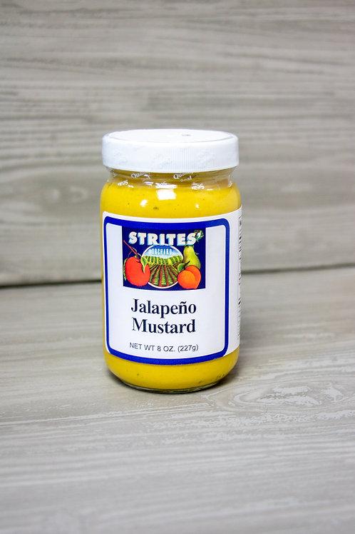 Strites' Jalapeno Mustard