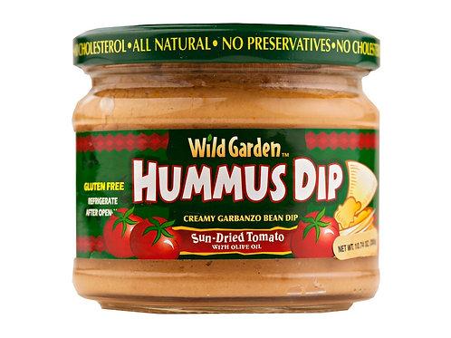 Sun Dried Tomato Hummus