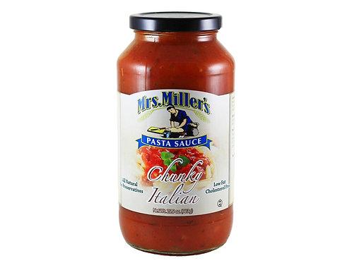 Chunky Italian Pasta Sauce