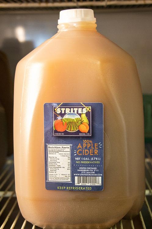 Strites' Apple Cider - 1 Gallon