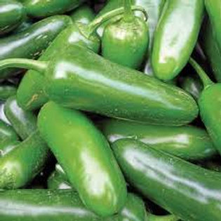 Hot Jalapeno Peppers - Quart