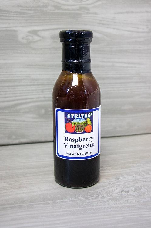 Strites' Raspberry Vinaigrette Salad Dressing