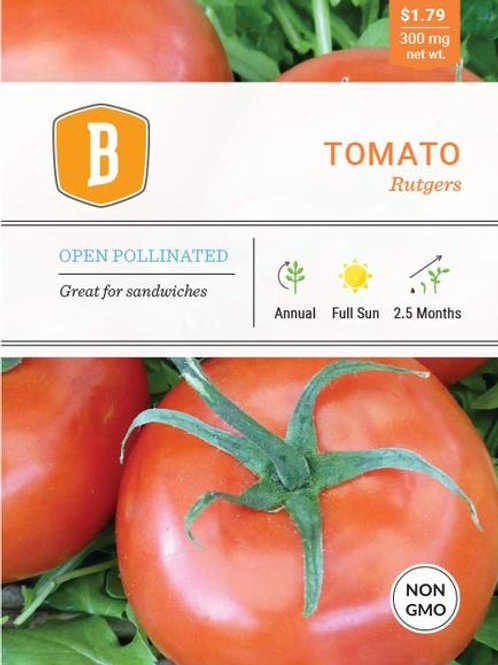 Rutgers Tomato Seed