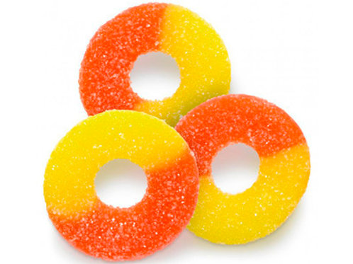 Peach Ring Gummi