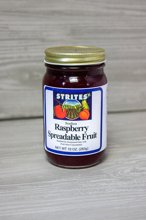 No Added Sugar Raspberry Spreadable Fruit