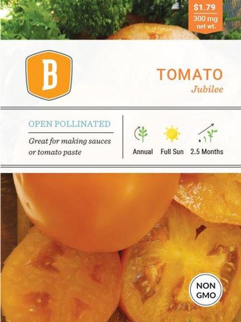 Jubilee Tomato Seed