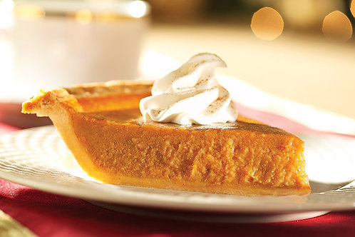 "9"" Pumpkin Pie"
