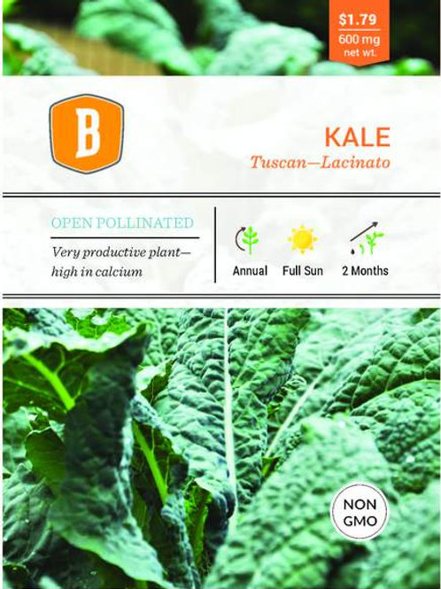 Kale Seed