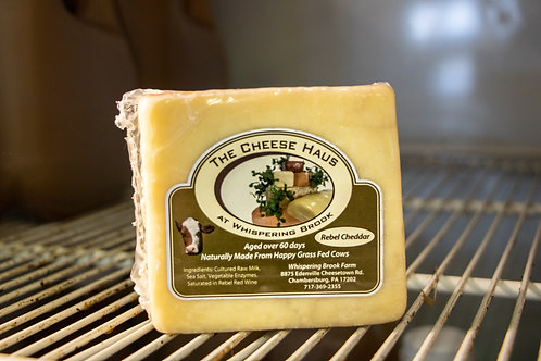 Rebel Cheddar Cheese