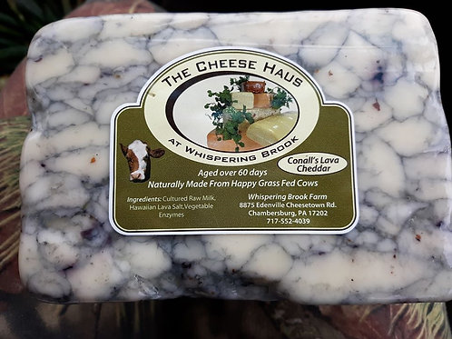 Conall's Lava Cheddar Cheese