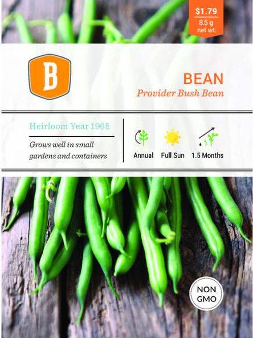 Bush Bean Seed