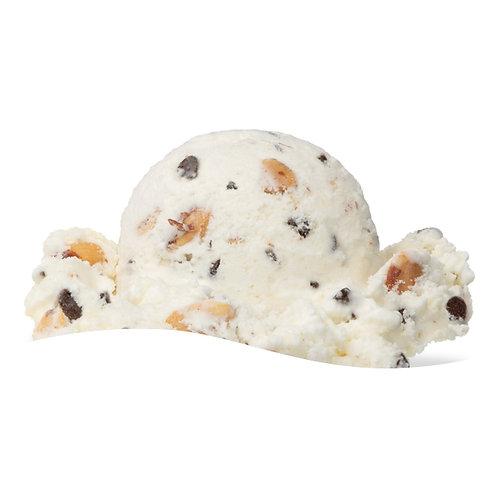 Coconut Chocolate Almond Ice Cream