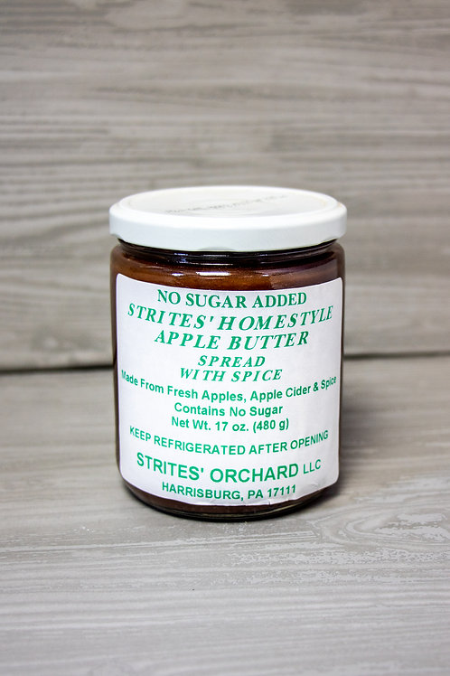 No Sugar Apple Butter with Spice