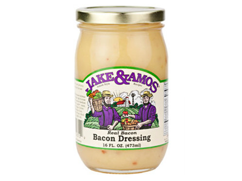 Jake & Amos Bacon Salad Dressing