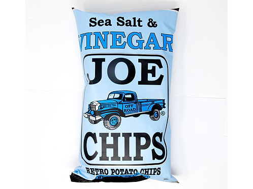 Joe's Salt & Vinegar Chips