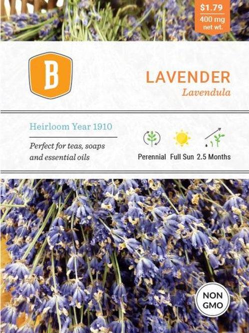 Lavender Seed