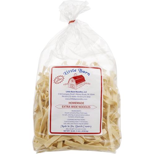 Extra Wide Egg Noodles