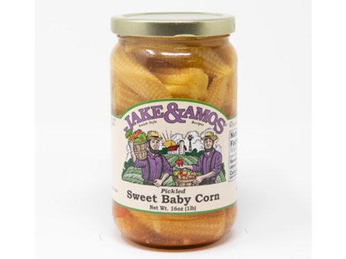 Jake & Amos Sweet Baby Corn