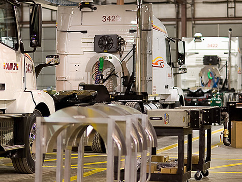 Using Production Lines