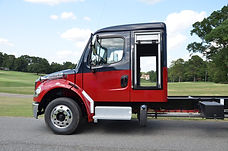Freightliner roll-up door