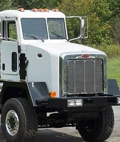 Peterbilt Narrow Cab