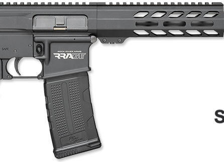 Rock River Arms LAR 15 556 Lower with RRAGE 16 inch Upper Half 556/223 Rem