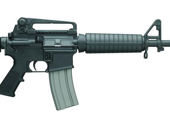 Bushmaster XM15 AR-15 556/223