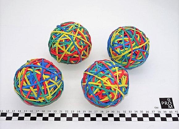 balles d'élastiques caoutchouc progom