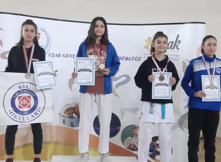 4 Sporcumuz Türkiye Finallerinde!