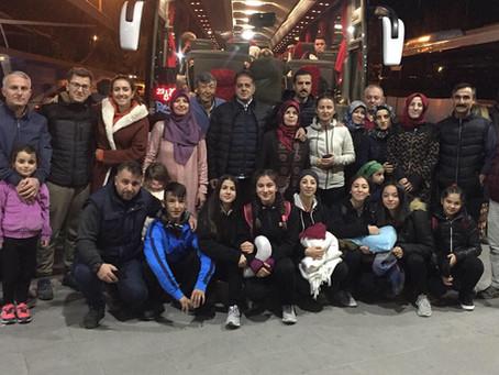 Makedonya'dan 14 Madalya ile Döndük!