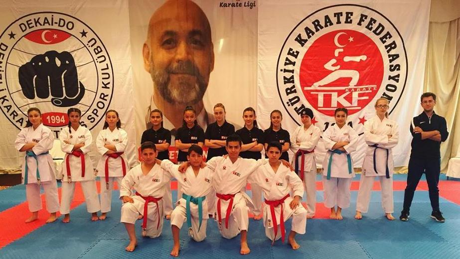 İllerarası Murat Eşsiz Karate Ligi'nde...