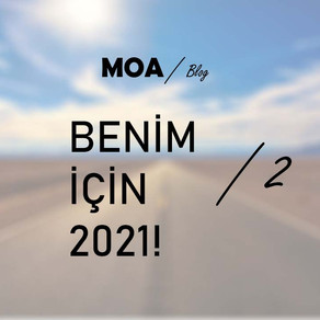 Benim için 2021! - 2