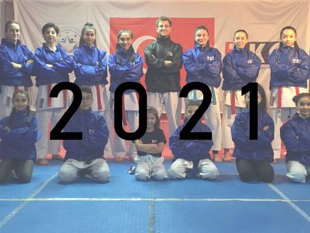 2021 Yılına Hazırız!