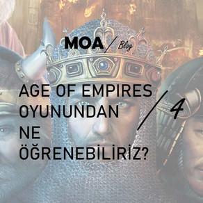 Age Of Empires'tan Ne Öğrenebiliriz? - 4