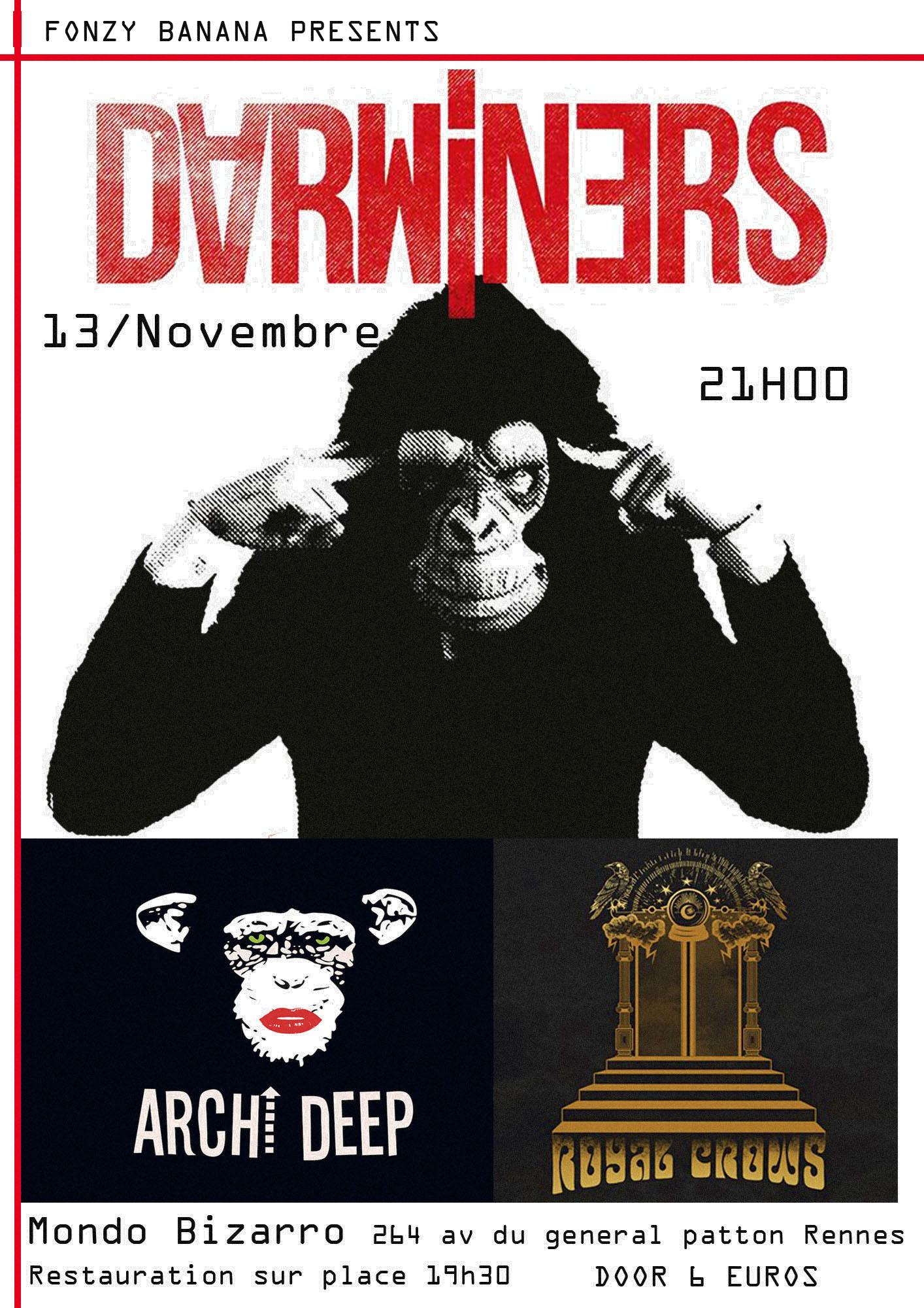 DARWINERS
