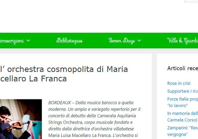 Palermo Maria Luisa - Razvan - Laetitia.