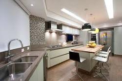 Cozinha com ilha