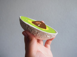 avocado saucer