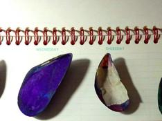 Handmade paints