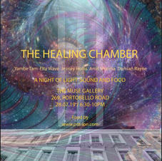 The healing chamber session
