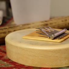 Sansula (thumb drum)