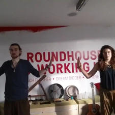 Roundhouse Qi Gong