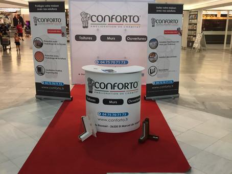 Exposition commerciale Aout 2019