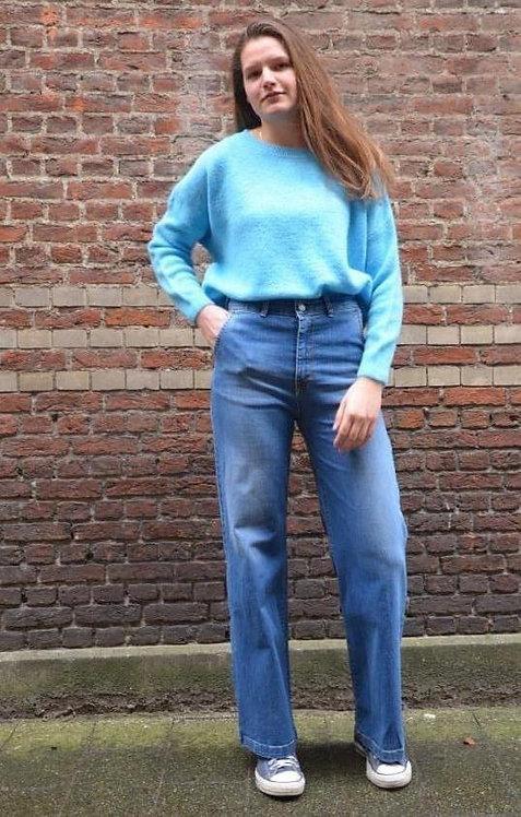 Jeans Black Rose