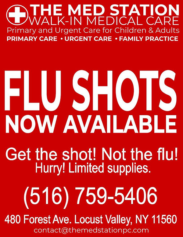 THE MED STATION FLU SHOT RED VERTICAL 09