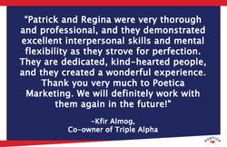 Trple Alpha Review