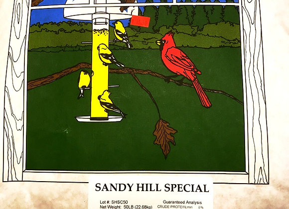 Sandy Hill Special Blend Birdseed