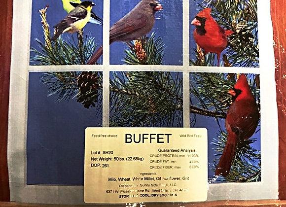 Buffet Blend Birdseed