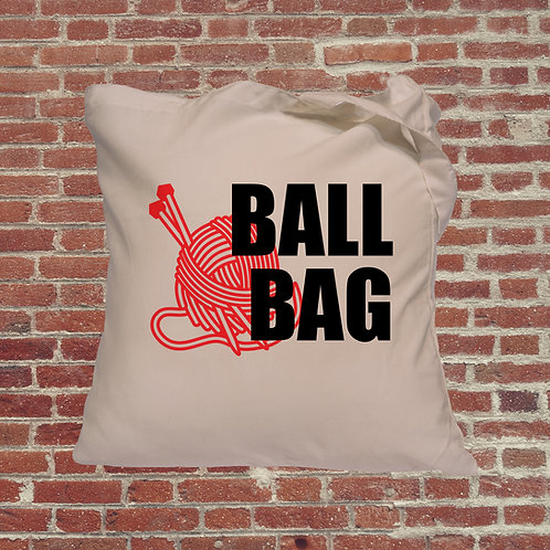 Ball Bag Knitting